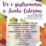 VII Vi i gastronomia a Santa Caterina (26 i 27 de maig)