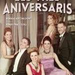 Els tres aniversaris (del 5 de maig a l'11 de juny de 2017) La Villarroel