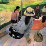 Paul Gauguin (París, 7 de junio de 1848-Atuona, Islas Marquesas, 8 de mayo de 1903)