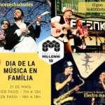 Dia de la Música en Família 21 de miag