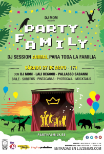 cartel-partyfamily-animal