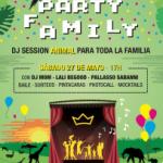 El sábado 27 de mayo, Dj Mom vuelve con la DJ Session para toda la familia