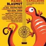 Txarango, Manel i Blaumut, caps de cartell de la sisena edició del Petits Camaleons, que se celebrarà del 30 de setembre a l'1 d'octubre a Sant Cugat