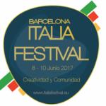 'Barcelona Itàlia Festival, el festival italià a la teva ciutat! del 8 al 10 de juny