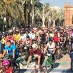 El diumenge 11 de juny torna la bicicletada popular i la festa amb activitats al passeig de Lluís Companys, a l'Arc de Triomf.
