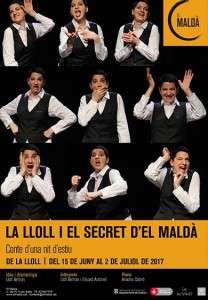 NOU_CARTELL_AUDITORITEATRE_BARCELONA-lloll-EL-MALDA-390x560
