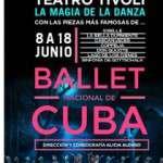 BALLET NACIONAL DE CUBA (del 8 al 18 de juny)
