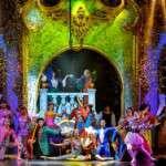 """La Fiesta Escénica presenta su versión circense del cuento de """"LA CENICIENTA"""" en el Teatro Coliseum a partir del 6 de julio"""