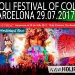 Holi Festival of Colours Barcelona (29 de juliol)