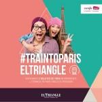 El C.C. El Triangle regala un viaje de ensueño este verano a París (viernes y sábados del 7 al 29 de Julio)