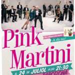 "PINK MARTINI – ""JE DIS OUI"" Teatre Coliseum (24 de juliol)"