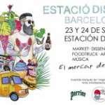 Estació·Disseny·Barcelona:El Mercat de la Mercé 23/24 Septiembre
