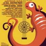 El festival Petits Camaleons celebra aquest cap de setmana la seva sisena edició amb Txarango, Manel i Blaumut com a caps de cartell