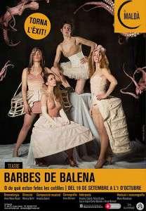 NOU_CARTELL_AUDITORITEATRE_BARCELONA-BARBES-BALENA-MALDA-390x560