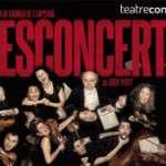 DESCONCERTO (del 20 de setembre al 8 d'octubre de 2017) Teatre Condal