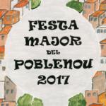 Festa major al Poblenou del 8 al 17 de setembre 2017