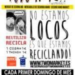 Todo a 1€ by Two Market Barcelona: 01 de Octubre