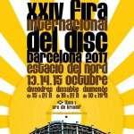 XXIV Fira Internacional del Disc de Barcelona (del 13 al 15 d´octubreI