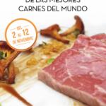 Las mejores carnes del mundo llegan al restaurante Filigrana desde el jueves 2 hasta el domingo 12 de noviembre