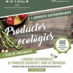 Desde el jueves 12 hasta el domingo 22 de octubre, el restaurante Les Finestres de Llúria celebrará sus I Jornadas Gastronómicas de productos ecológicos y vinos de proximidad