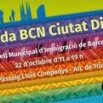 Diumenge, 22 d'octubre, a l'Arc de Triomf acosta't a una nova edició de la Trobada BCN Ciutat Diversa.