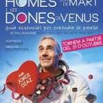 """A partir del proper dia 31 d'octubre arrenca la sisena temporada de """"Els homes són de Mart i les Dones de Venus"""