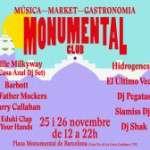 Monumental Club vuelve los próximos días 25 y 26 de noviembre a un espacio único de la ciudad.