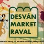 Desván Market Raval * Nadal 17 de diciembre