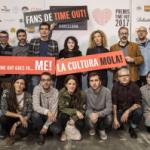 Avui s'han lliurat els Premis Time Out