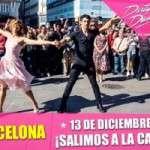 DIRTY DANCING Sale a la calle para realizar una actuación en la estación de Rodalies de  Plaça de Catalunya (13 de diciembre)