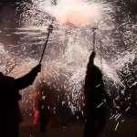 Nit de Llufes a la Barceloneta 28 de desembre