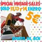 Special Vintage Sales 5€ ❤ La Petite Parade Vintage Market 12, 13 y 14 de enero