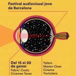 Festival Jove Audiovisual de Barcelona 1ª Edició del 15 al 20 de gener de 2018