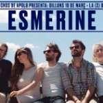 Caprichos de Apolo presenta Esmerine, el próximo 19 de marzo