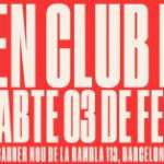 Open Club Day llega a Sala Apolo (3 de febrero)