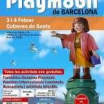 Saló del Playmobil del 3 al 4 de febrer