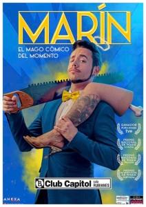 CARTEL MARÍN