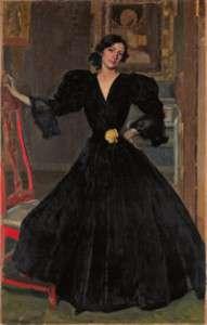 Clotilde con traje negro_PEQ