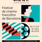 Arriba a Barcelona Ohlalà!,  el primer festival de cinema francòfon de l'1 al 8 de març