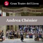 RRIBA AL LICEU L'ESPECTACULAR PRODUCCIÓ 'ANDREA CHÉNIER' DE DAVID MCVICAR  del 9 al 28 de març