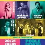 SHARE FESTIVAL 20 I 21 DE JULIOL POBLE ESPANYOL (BARCELONA)