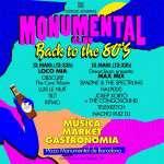 Loco Mia y Max Mix lideran el cartel de la edición 'Back to the 80's' en Monumental Club 12 y 13 de mayo