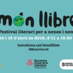 Els dies 14 i 15 d'abril torna Món Llibre, el festival literari dirigit a nens i joves que anticipa el Sant Jordi als petits de casa.