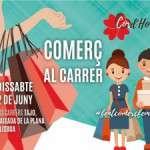 26a Festa del Comerç al carrer a Horta 2 de juny