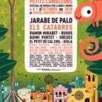 Jarabe de Palo, Els Catarres, Ramon Mirabet, Buhos, Quimi Portet, Obeses i El Petit de Cal Eril, caps de cartell de la 7a edició del festival Petits Camaleons (a partir del 5 d´octubre)