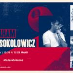 La iaia, Núria Graham y Bruno Sokolowicz protagonizan el primer vermut entre amigos que organiza Cinzano (12 de mayo)
