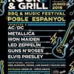 ROCK&GRILL : BBQ&Music Festival : De l'1 al 3 de juny de 2018 : Poble Espanyol (Barcelona)