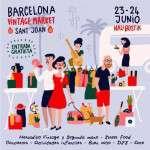 Barcelona Vintage Market 23 i 24 de juny