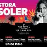 """PASTORA SOLER   llega al escenario del Festival Jardins Pedralbes con su  nuevo trabajo """"La Calma"""" 17 de junio"""
