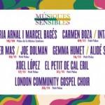 La sisena edició del festival Músiques Sensibles tindrà lloc del 18 d'octubre al 23 de novembre